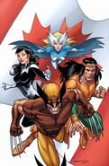 Wolverine First Class Vol 1 5 Textless