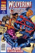 Wolverine and Gambit Vol 1 72