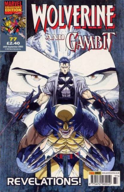 Wolverine and Gambit Vol 1 77