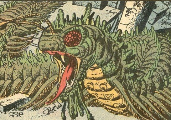 Worm (Country of the Worm) (Earth-616)