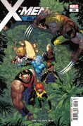 X-Men Blue Vol 1 29