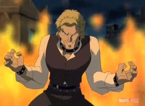 Lucas (Legion Personality) (Earth-11052)