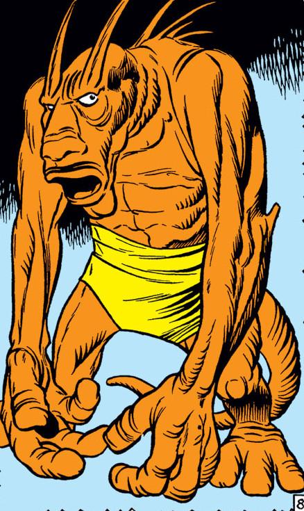 X (Monster) (Earth-616)