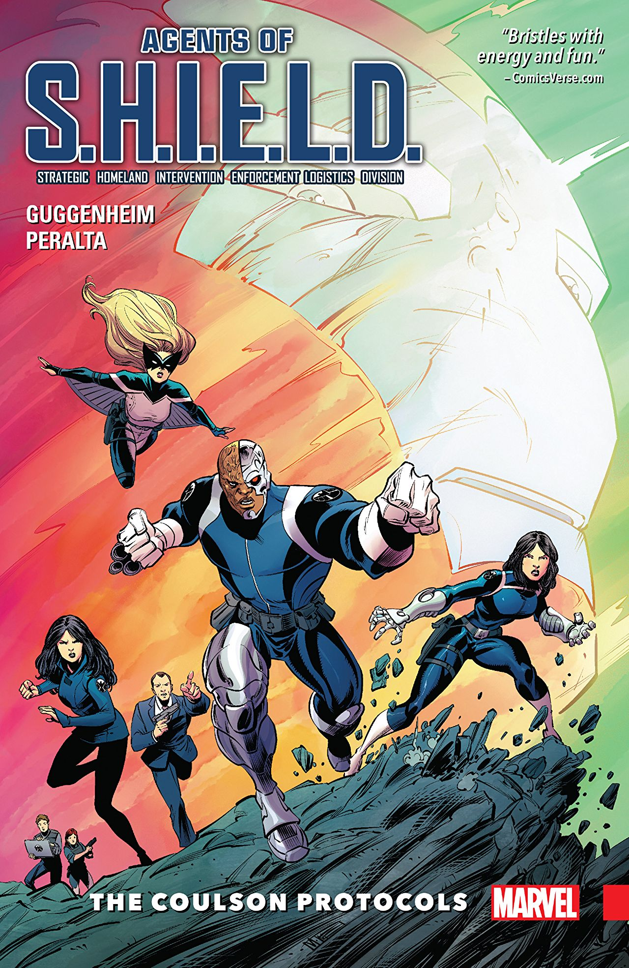 Agents of S.H.I.E.L.D. TPB Vol 1 1: The Coulson Protocols