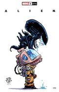 Alien Vol 1 1 Young Variant
