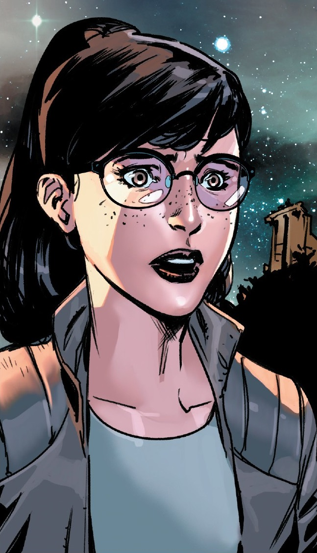 Annabelle Riggs (Earth-616)
