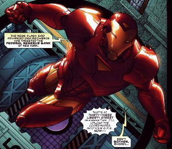 Iron Man Armor (Earth-20051)