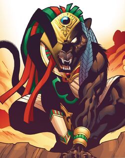 Bast (Earth-616) from Black Panther Vol 1 167 001.jpg