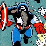 Captain Aardvark