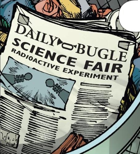 Daily Bugle (Earth-TRN567)
