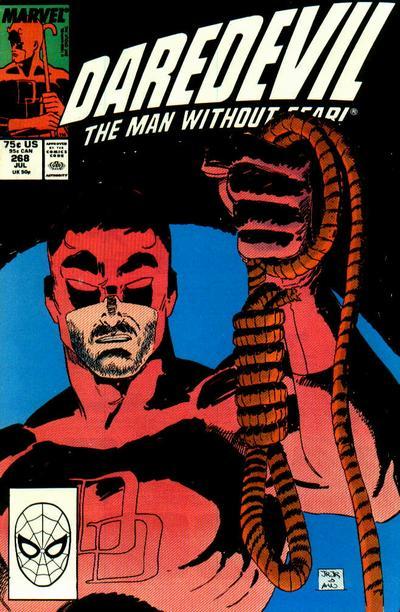 Daredevil Vol 1 268