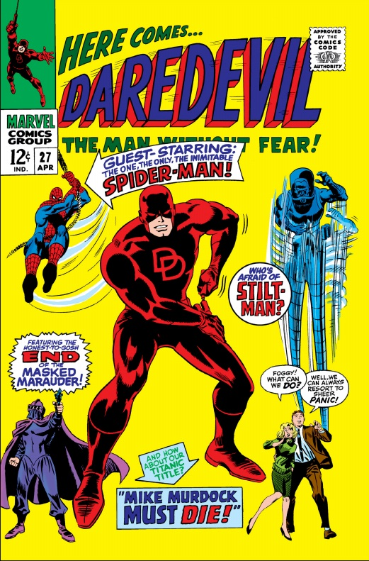Daredevil Vol 1 27
