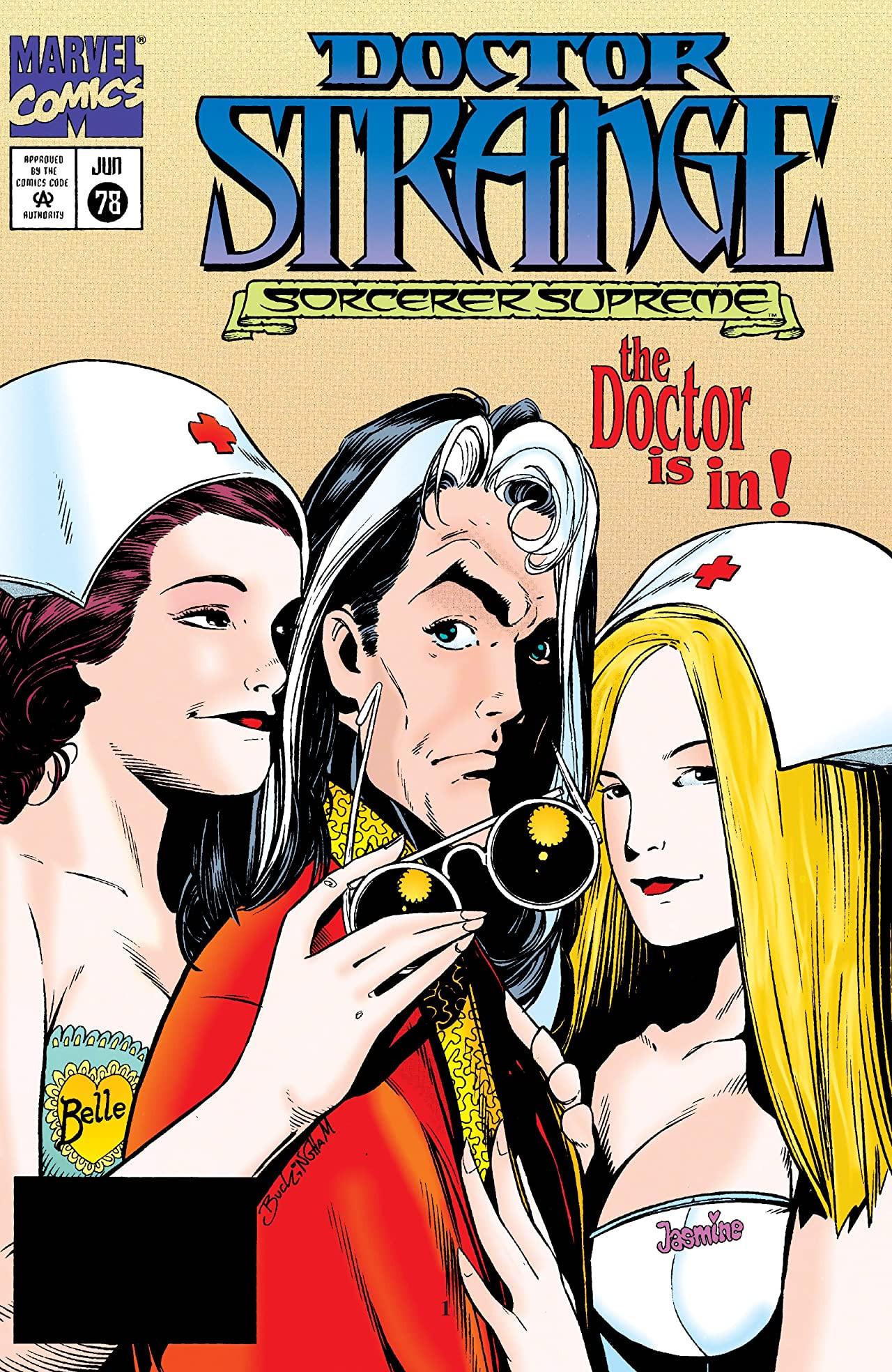Doctor Strange, Sorcerer Supreme Vol 1 78