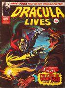 Dracula Lives (UK) Vol 1 1