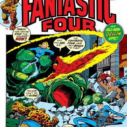 Fantastic Four Vol 1 126