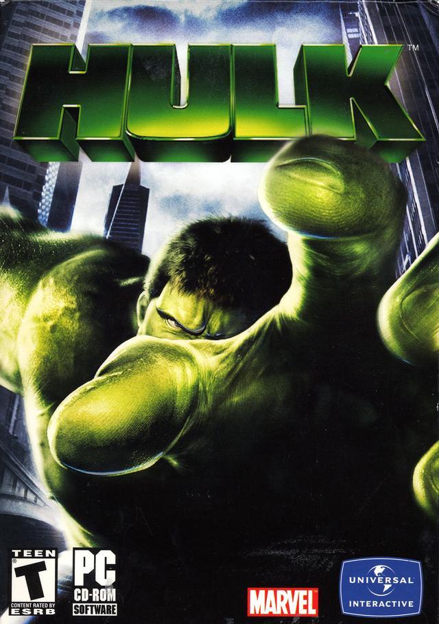 Hulk (video game)