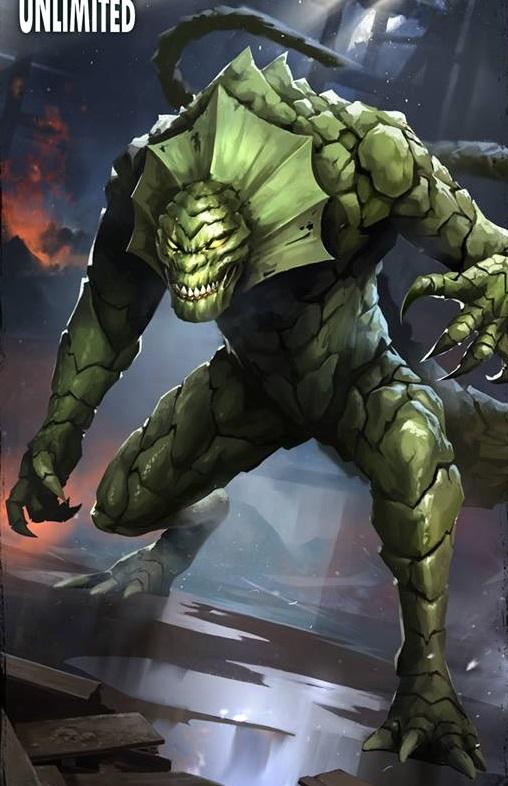 Iguana (Earth-TRN461)