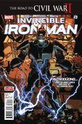 Invincible Iron Man Vol 3 9