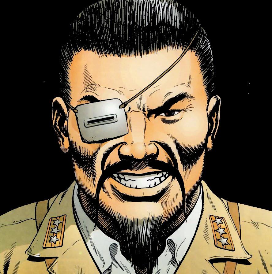 Kantaro Umezu (Earth-616)
