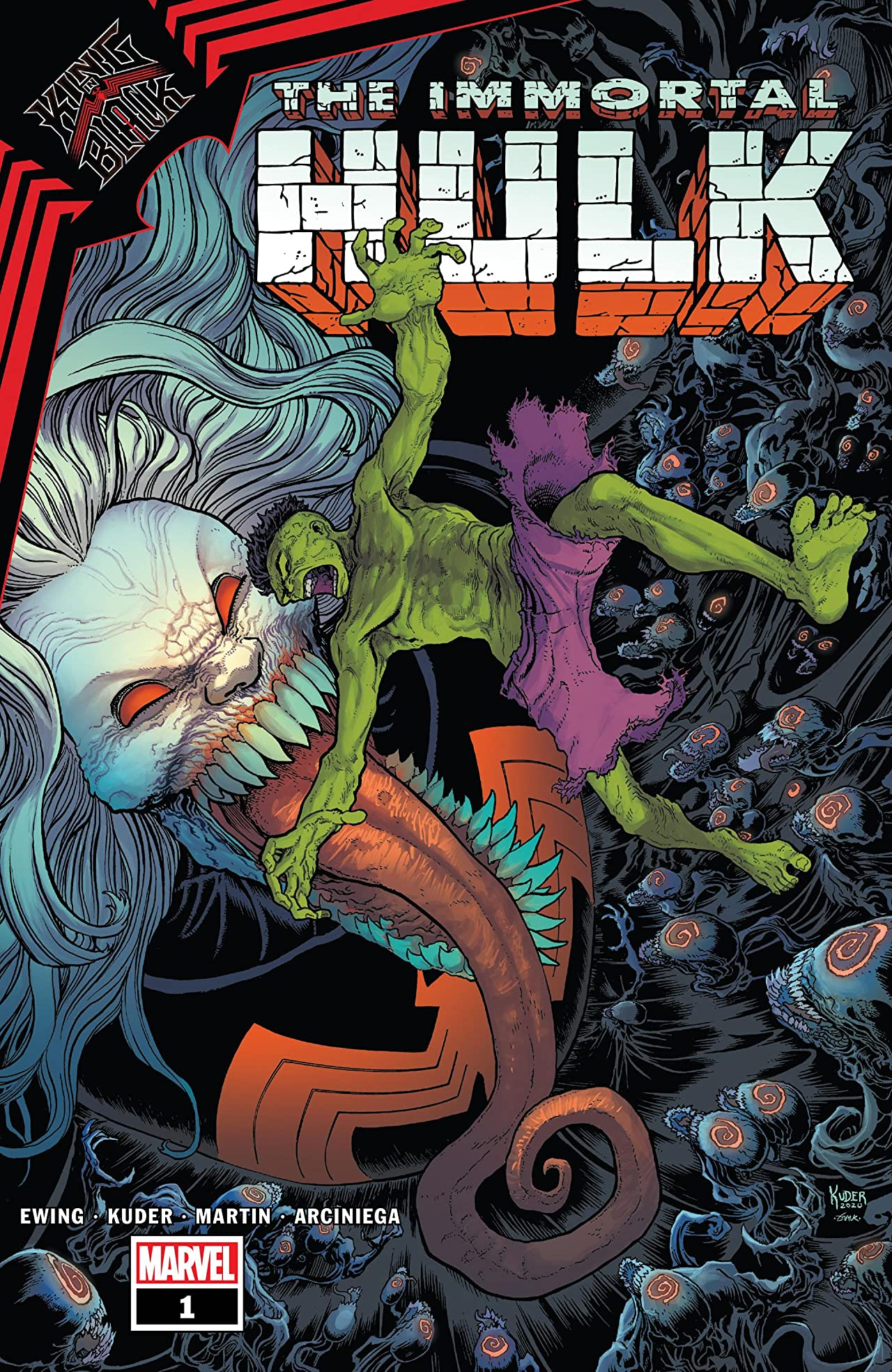 King in Black: Immortal Hulk Vol 1 1