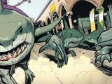 Land Sharks