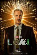 Loki (TV series) poster ita 004