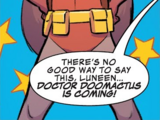 Luneen Lafagreen (Warp World) (Earth-616)