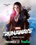 Marvel's Runaways poster 034