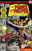 Marvel Classics Comics Series Featuring Prince and the Pauper Vol 1 1