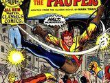 Marvel Classics Comics Series Featuring Prince and the Pauper Vol 1 1