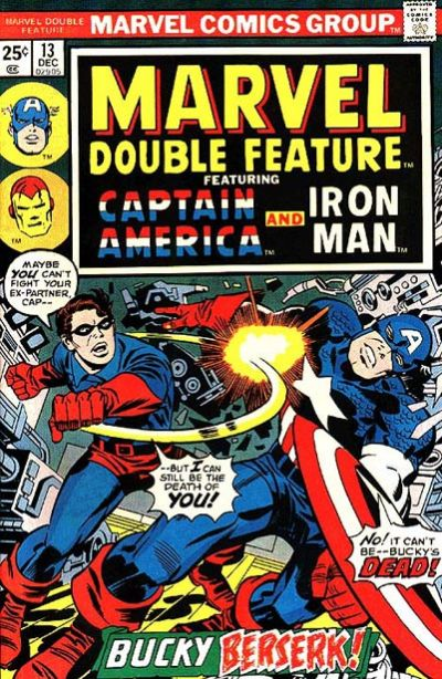 Marvel Double Feature Vol 1 13