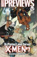 Marvel Previews Vol 1 87