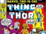 Marvel Two-In-One Vol 1 22