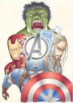 Avengers (Earth-TRN800)