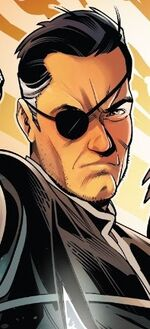 Nicholas Fury (Animatronic) (Earth-616)
