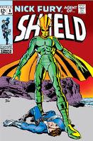 Nick Fury, Agent of SHIELD Vol 1 8