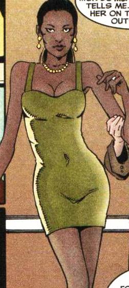 Niomi Brinke (Earth-616)