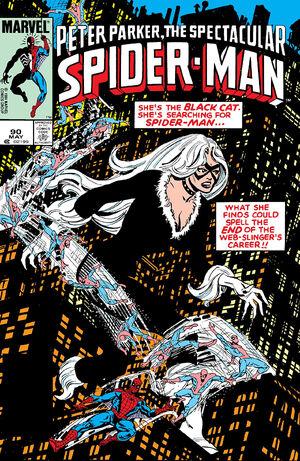 Peter Parker, The Spectacular Spider-Man Vol 1 90.jpg