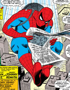 Peter Parker (Earth-616) from Amazing Spider-Man Vol 1 53 001