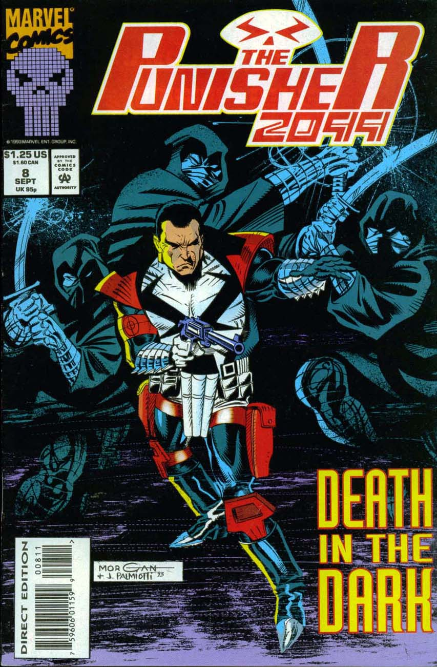 Punisher 2099 Vol 1 8