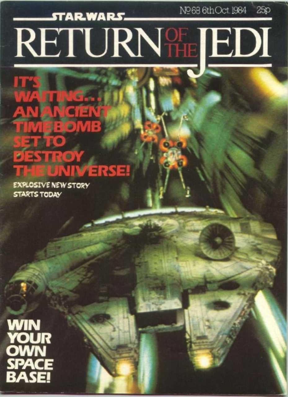 Return of the Jedi Weekly (UK) Vol 1 68