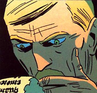 Richard Zeller (Earth-616)