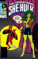 Sensational She-Hulk Vol 1 3