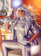Silvija Sablinova (Earth-616) from Marvel Masterpieces (Trading Cards) Series 3 0001