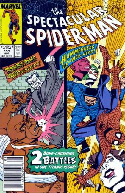 Spectacular Spider-Man Vol 1 153