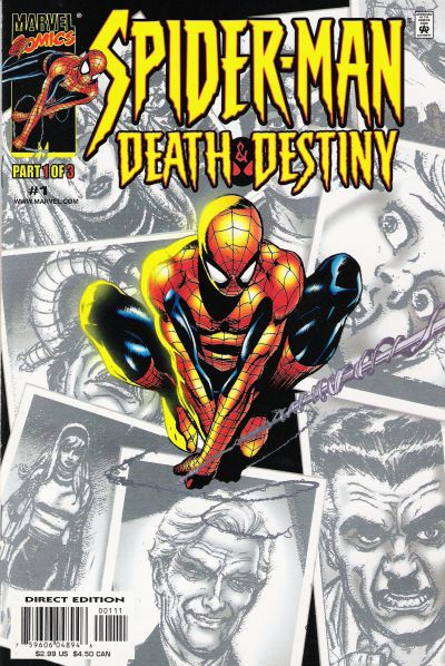 Spider-Man: Death and Destiny Vol 1 1