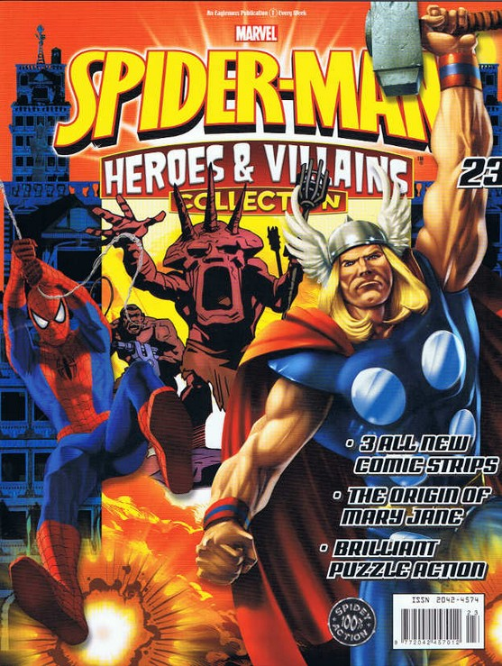 Spider-Man: Heroes & Villains Collection Vol 1 23