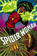 Spider-Woman Vol 6 12 Textless