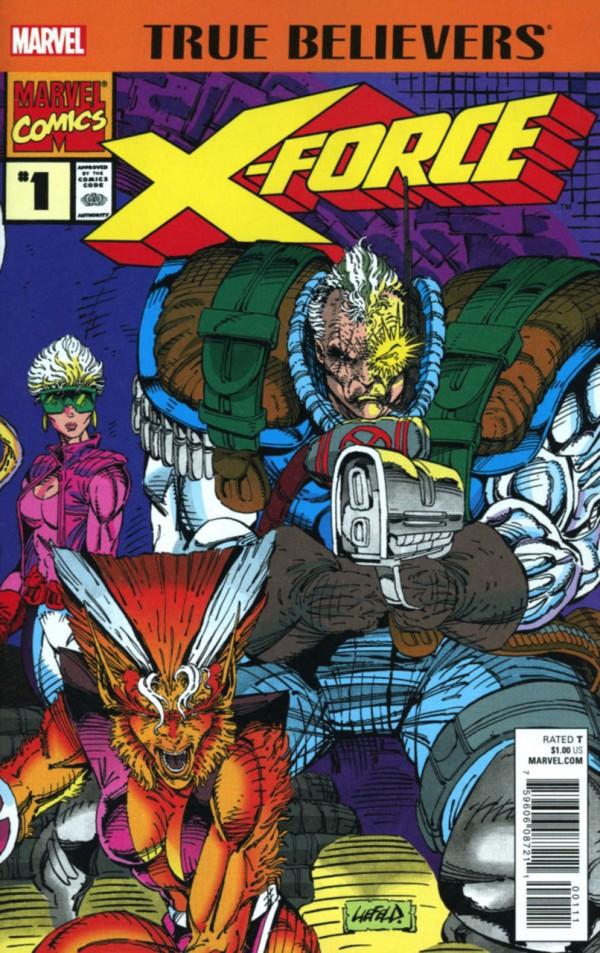 True Believers: X-Force Vol 1