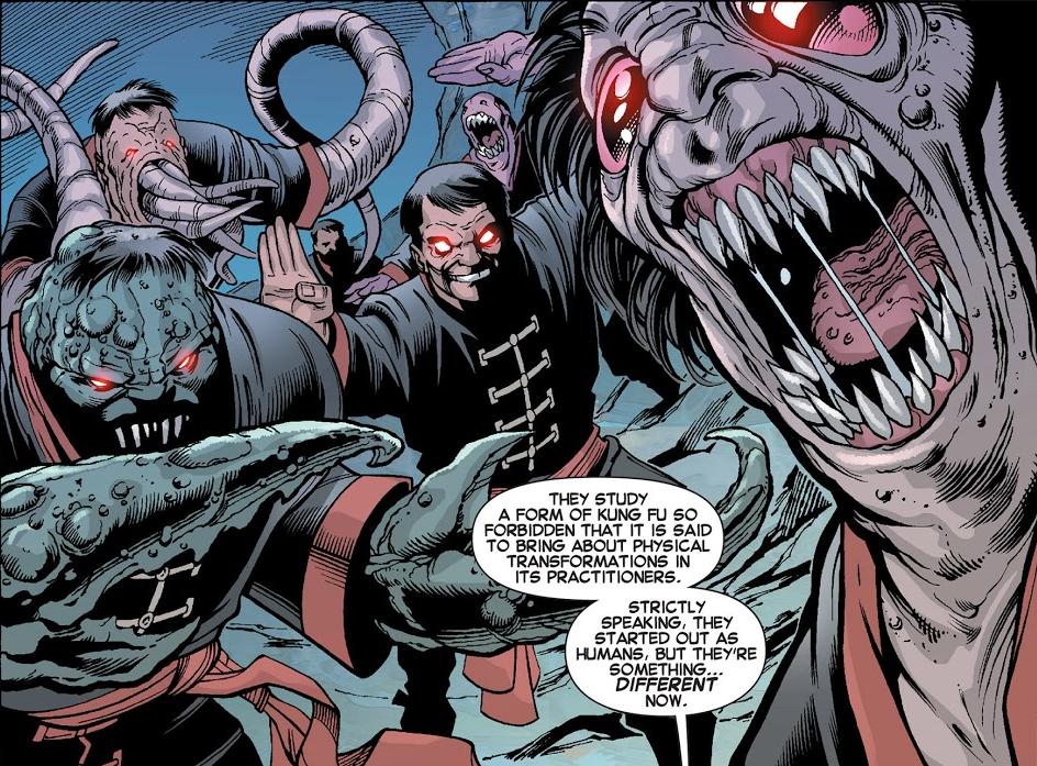 Twelve Horrors (Earth-616)/Gallery